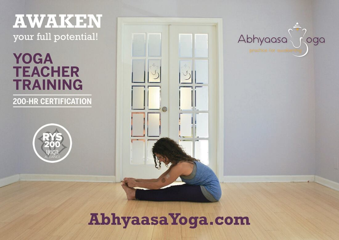 Teacher Training Abhyaasa Yoga Studio In Downtown Naperville
